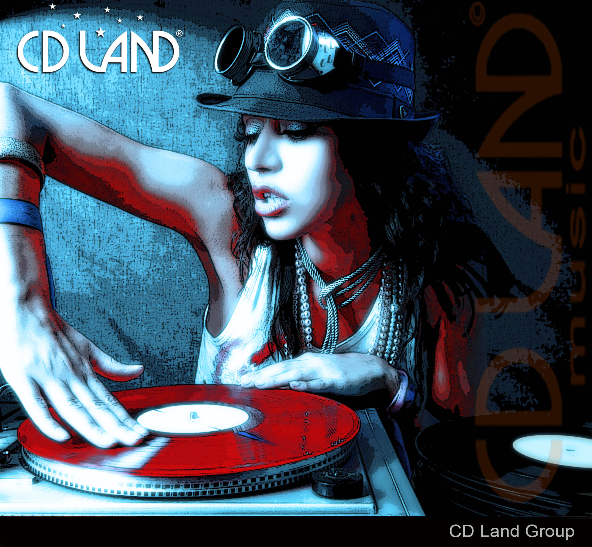 CD LAND Music